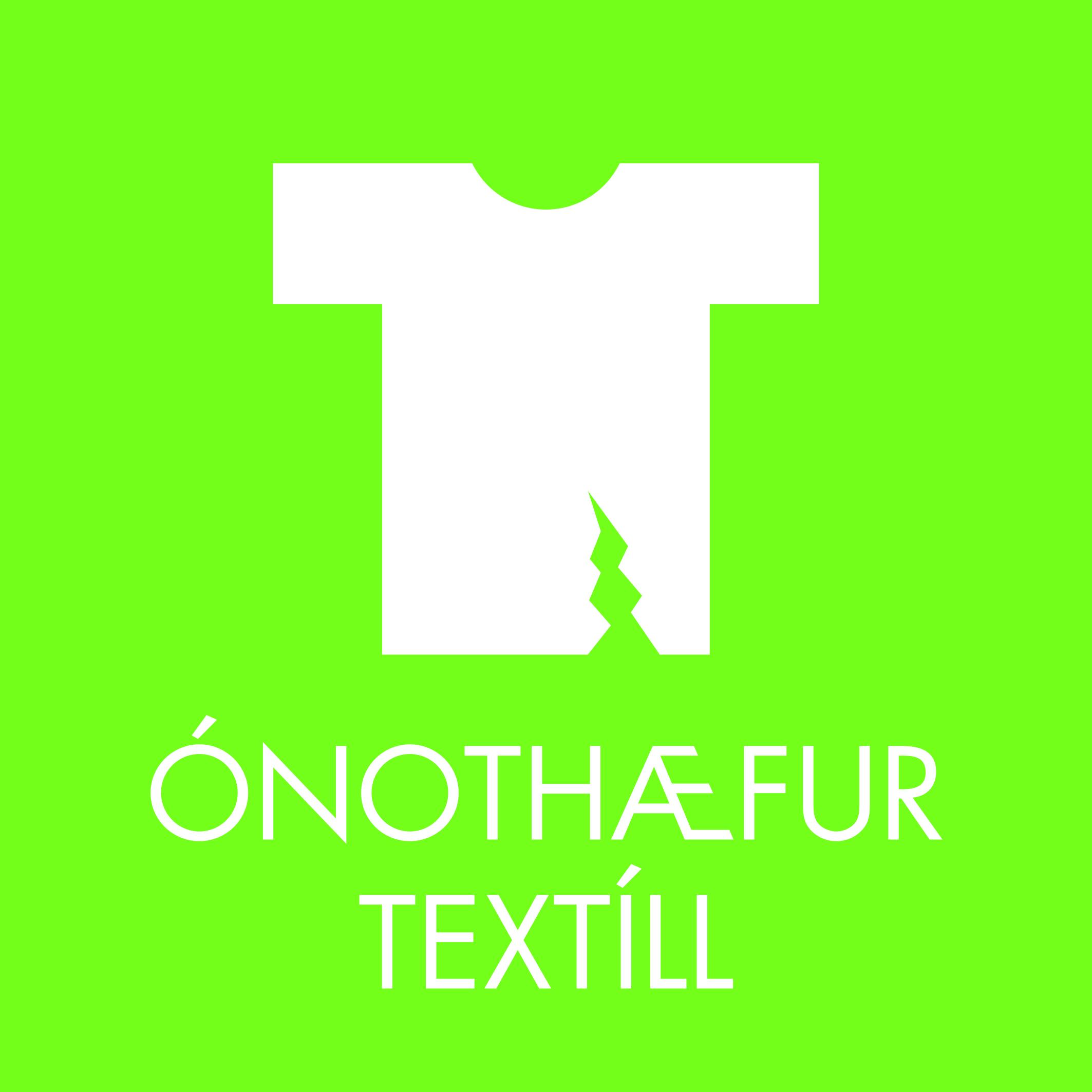 Ónothæfur textíll